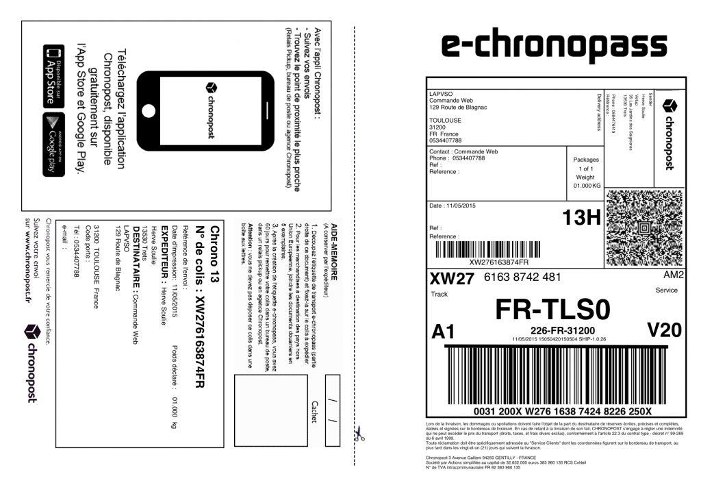 e-chronopass